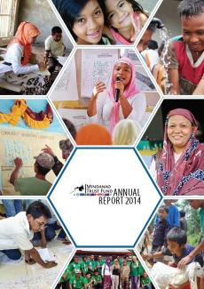 Annual Report 2014: Mindanao Trust Fund (MTF)